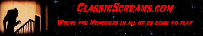 Classic Screams Banner